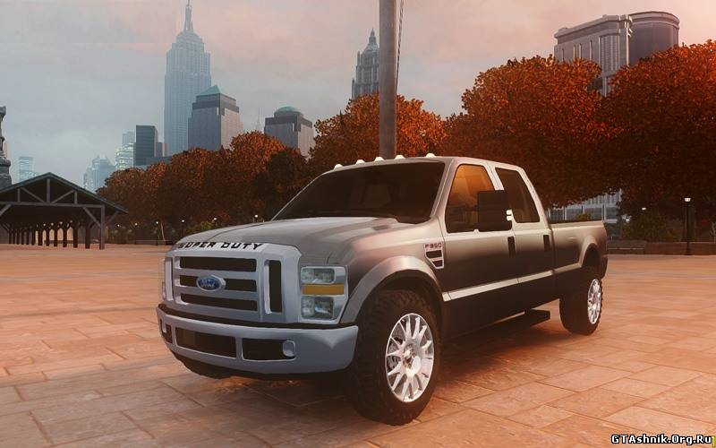 Ford F-350 Super Duty для игры GTA 4