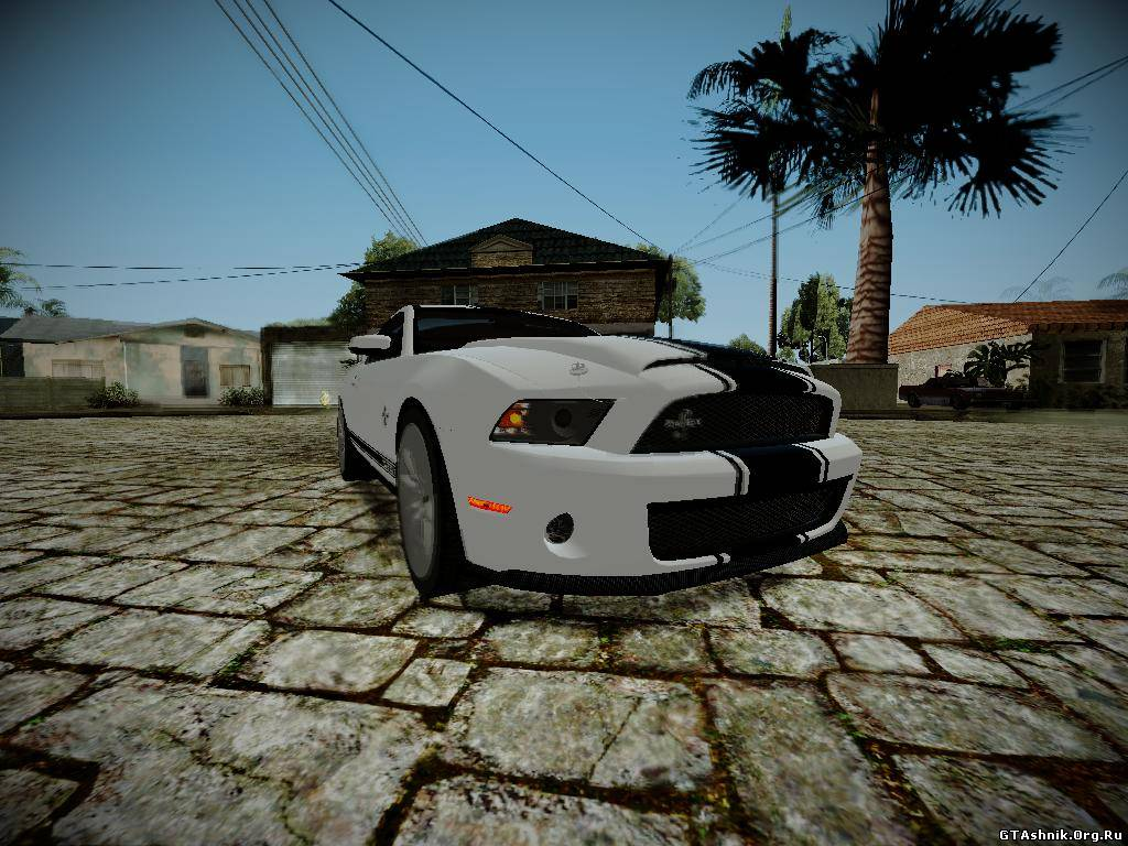 Ford Shelby GT500 Super Snake 2011