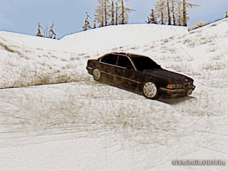 скачать игру гта зима русские машины - фото 5