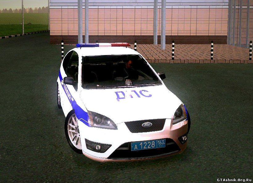 Ford Focus ДПС