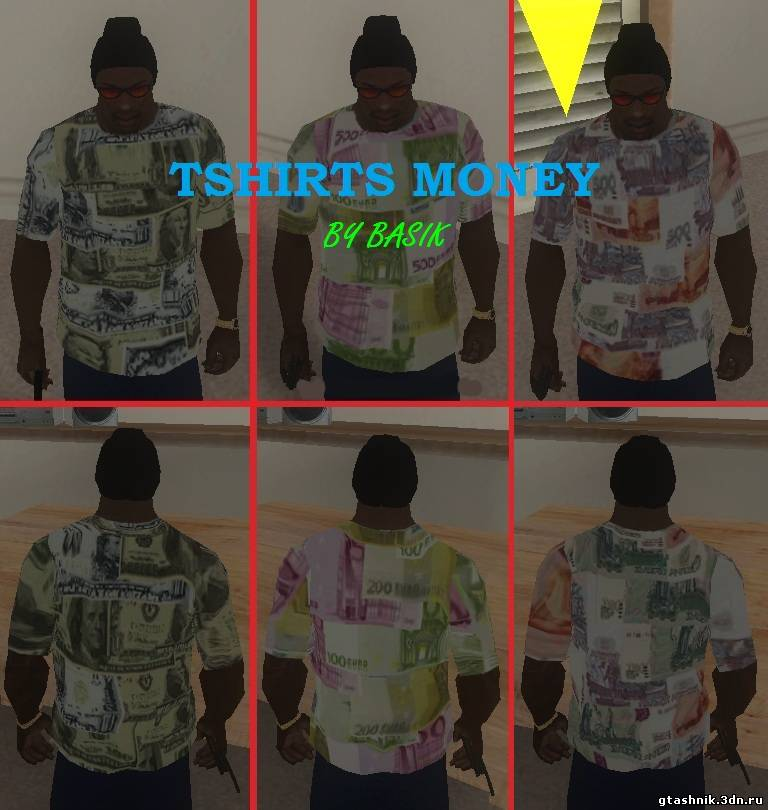 TSHIRTS MONEY