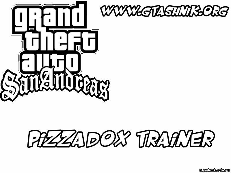 PIZZADOX trainer