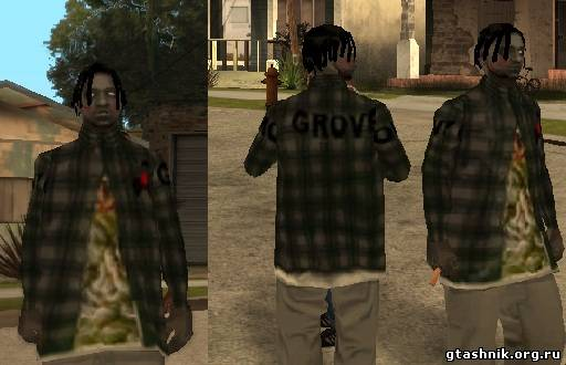 GROVE_ZOMBIE version 0.1